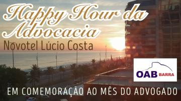OAB BARRA | Happy Hour da Advocacia 2018