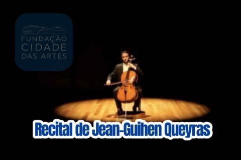 Recital de Jean-Guihen Queyras