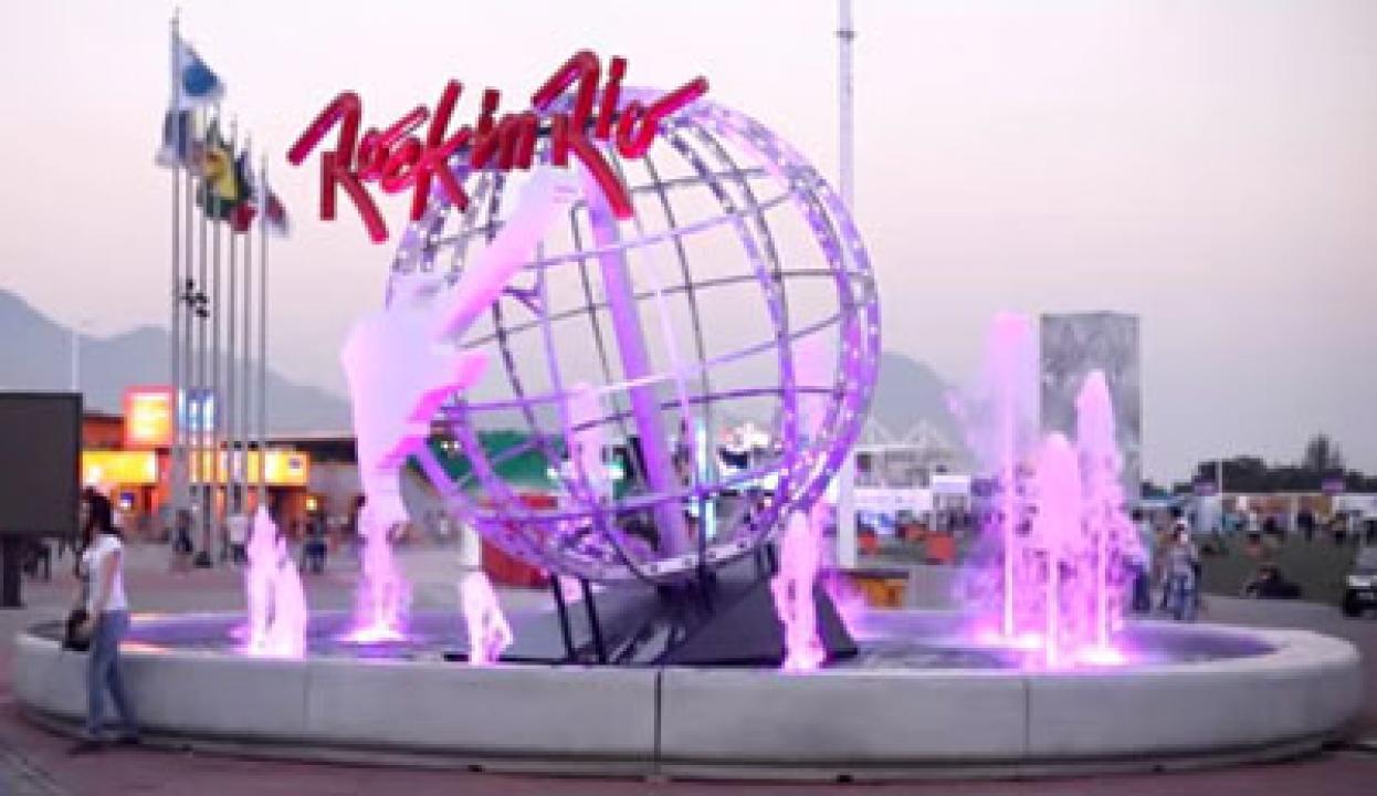 Rock In Rio 2015 - Dia 20/09 - 01