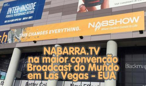NAB SHOW - Novidades para TV