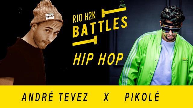 RIO H2K - Battles - Hip Hop