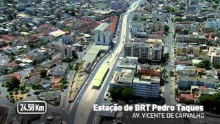 Transcarioca de ponta a ponta | Cidade Olímpica
