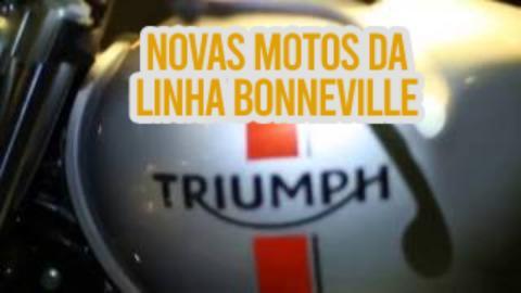 Lançamento da linha Bonneville 2016 na Rio Triumph Barra