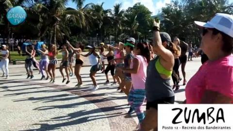 Zumba no Pontal do Recreio | Participe