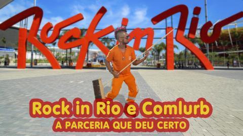 Coleta Seletiva na Cidade do Rock #03 | ROCK IN RIO 2019