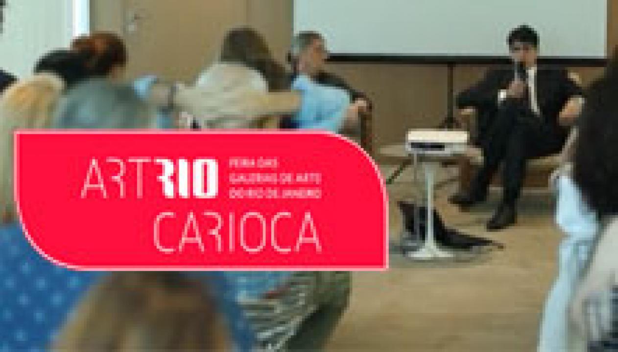 "ARTRIO CARIOCA - Bate-papo ""Colecionismo"""