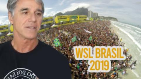 Bastidores do OI RIO PRO - Circuito Mundial de Surf 2016 - Xandi