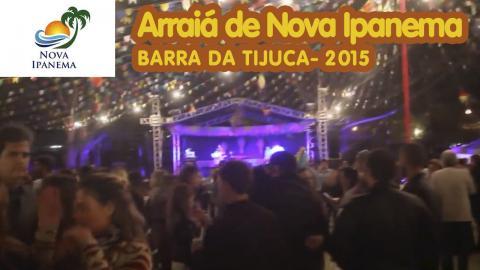 Arraiá De Nova Ipanema 2015