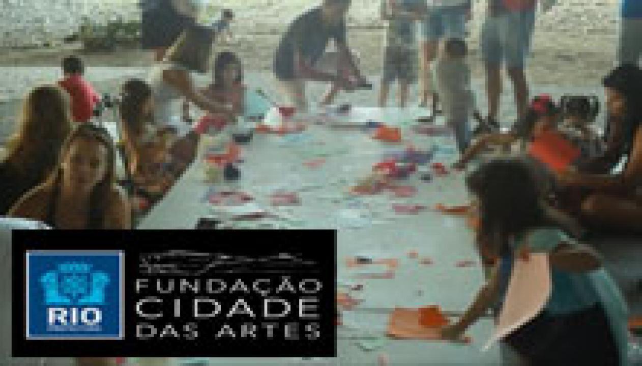 Dia das Crianças na Cidade das Artes